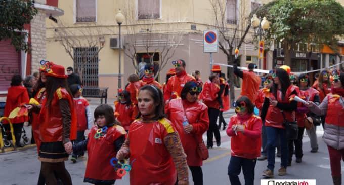 El desfile de Carnaval vuelve a su itinerario tradicional