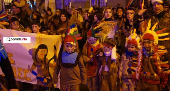El desfile de Carnaval cambia el itinerario del sábado
