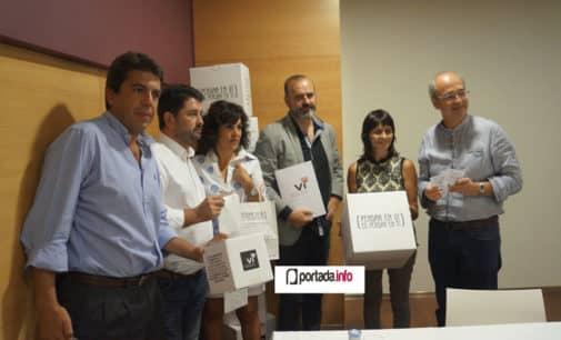 Los comerciantes lanzan una campaña fomentando Villena como ciudad de servicios