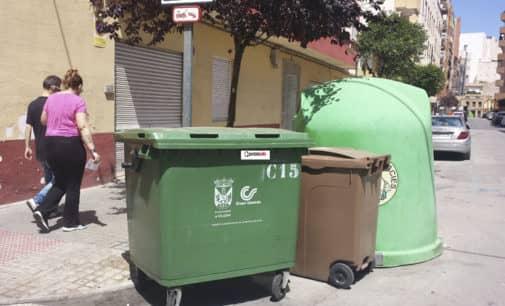 Los municipios del área del Consorcio de Residuos Crea multiplican por diez la recogida  selectiva de residuos orgánicos