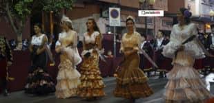 Andaluces, se alza con el premio a la mejor comparsa de las fiestas 2016