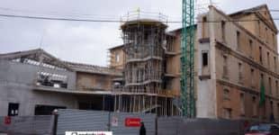 Las obras de la Electroharinera se reanudarán cuando Conselleria apruebe las últimas modificaciones