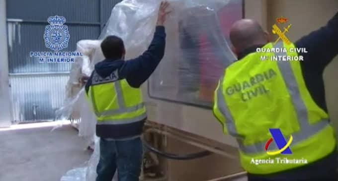 Finaliza el secreto de sumario del alijo de 402 kilos de cocaína