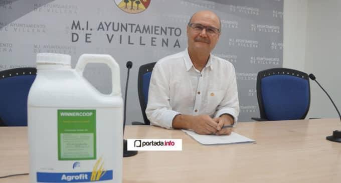 """Molina reconoce que el Ayuntamiento compró el herbicida desautorizado """"por error"""""""