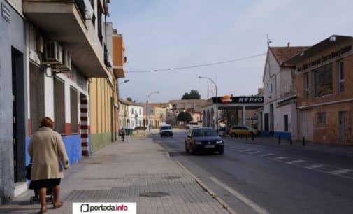 El gobierno de Los Verdes plantea la reurbanización entre la Losilla y la avenida de Alicante