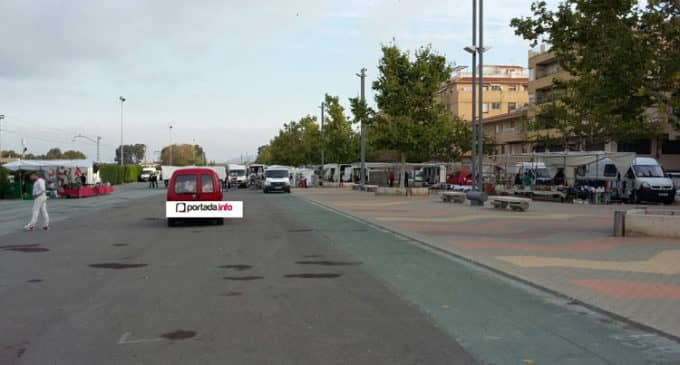 El Ayuntamiento de Villena entregará a los vendedores del mercadillo de los jueves bolsas para que reciclen los residuos