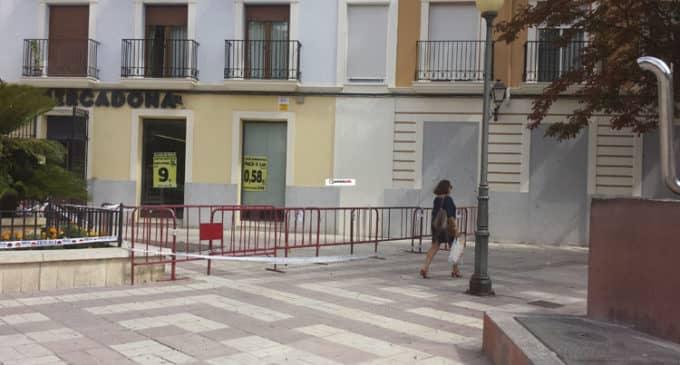El PP propone habilitar una partida para remodelar la plaza de Las Malvas