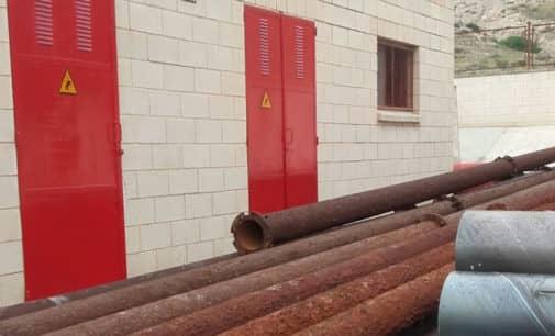 Concluyen las obras de reparación del pozo de agua San Francisco en Villena