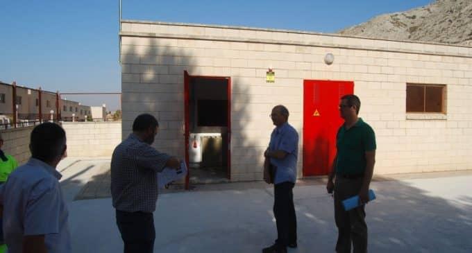 Villena proyecta la construcción de un nuevo depósito de agua