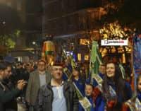 Moros Viejos y Cristianos  organizan una merienda para el recibimiento de La Mahoma