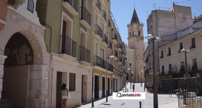 Villena invierte 50.787 euros en cámaras de tráfico para la peatonalización del casco histórico