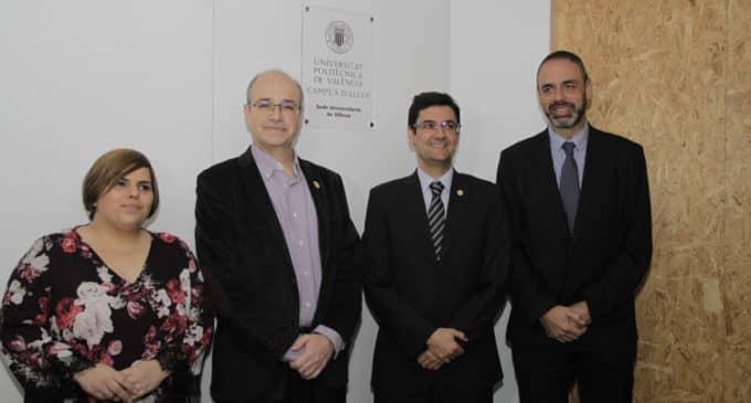 El equipo de gobierno crea una partida de 10.000 € para la sede de la Universidad Politécnica de Valencia