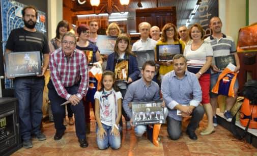 """Entrega de premios del concurso fotográfico """"Katakí la Bajoka Fiestas Villena 2016"""""""