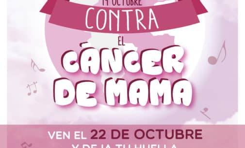 Conmemoración del Día del cáncer de mama