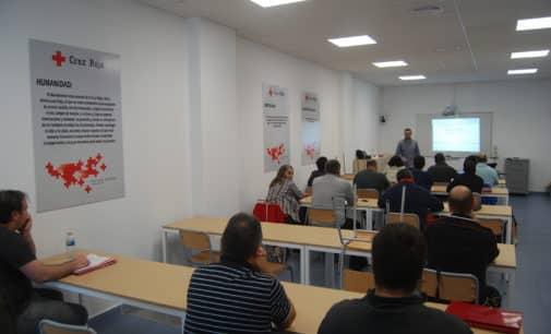Cruz Roja Villena pone en marcha un Centro de Formación