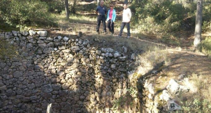 El Salicornio organiza una excursión a los neveros de Sierra Salinas