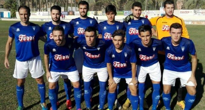 Buen partido y victoria del Villena CF en Callosa