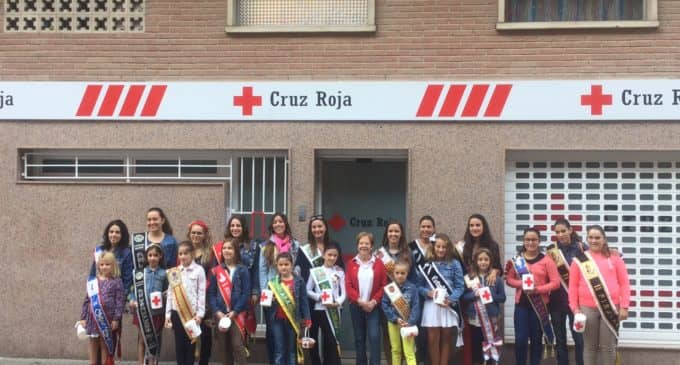 Éxito de participación en el Día de la Banderita de Cruz Roja Villena