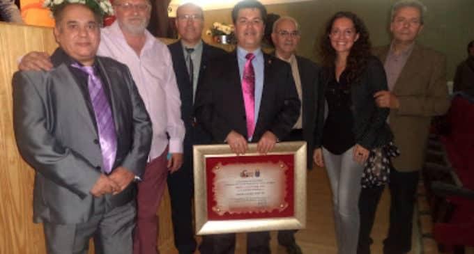 Damián Molina dejará de ser el director titular de la Sociedad Musical Ruperto Chapí  tras el concierto de Santa Cecilia
