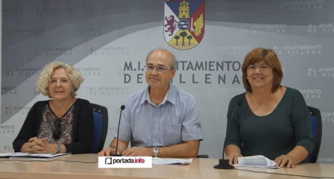 La Unión Europea concede a Villena 1.400.000 € para proyectos de desarrollo urbano sostenible