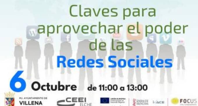 Jornada gratuita de formación en redes sociales