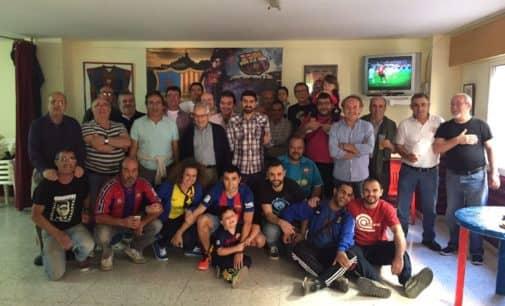 La Penya Barcelonista de Biar celebra la comida anual