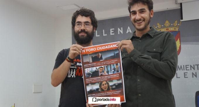 El Frente Cívico organiza una charla con Jorge Verstrynge