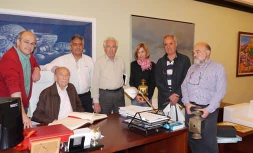 El Foro Cultural El SALICORNIO presenta la propuesta para el premio Arracada 2016 en favor de Miguel Ibern