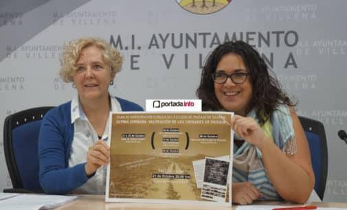 Villena organiza  una exposición para valorar el paisaje local