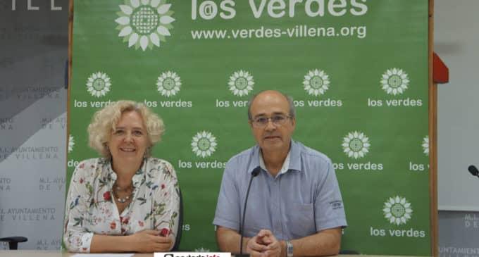Los Verdes valorarán en un acto público el primer año de gobierno