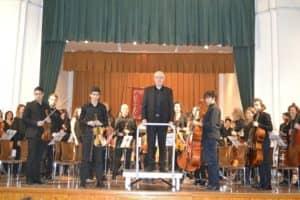 Orquesta sinfónica de Villena