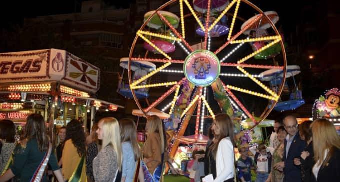 Villena amplía hasta el 20 de noviembre la feria de atracciones