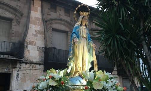 El colegio Paulas celebra la festividad de la Virgen Milagrosa