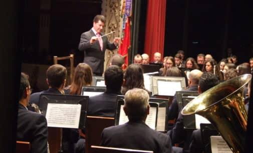 Damián Molina dirigirá el último concierto con la Sociedad Musical Ruperto Chapí