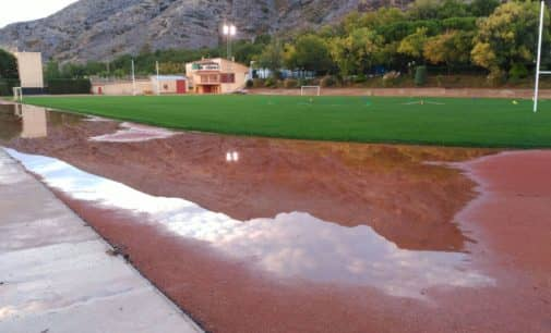 La concejalía de Deportes no contempla la construcción de una nueva pista de atletismo