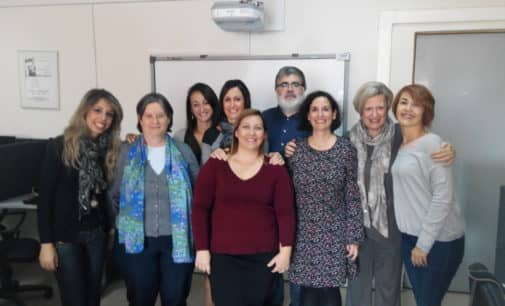Curso de mediación lingüística en Atenas para el profesorado de la  Escuela Oficial de Idiomas