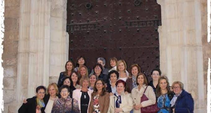 Encuentro de alumnas del colegio Paulas nacidas en 1960-61