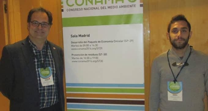 El caso del Foro Económico y Social de Villena a estudio en el Congreso Nacional de Medio Ambiente