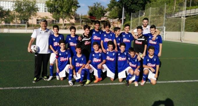 Buenos resultados para los equipos del Villena CF