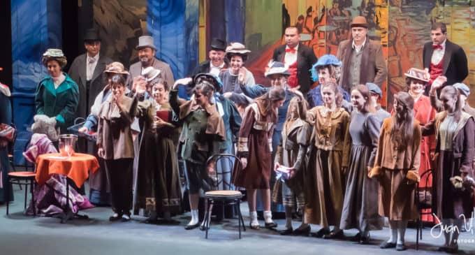 La Boheme de Puccini llega al Teatro Chapí