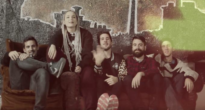 El grupo villenense Universo inverso saca el segundo adelanto de su próximo disco
