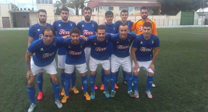 El Villena CF vuelve a perder por la mínima