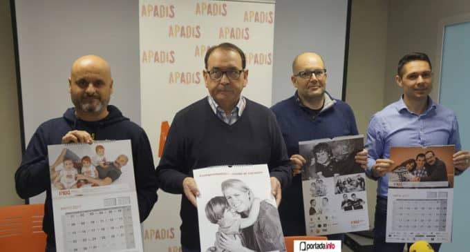 APADIS  presenta el calendario de 2017