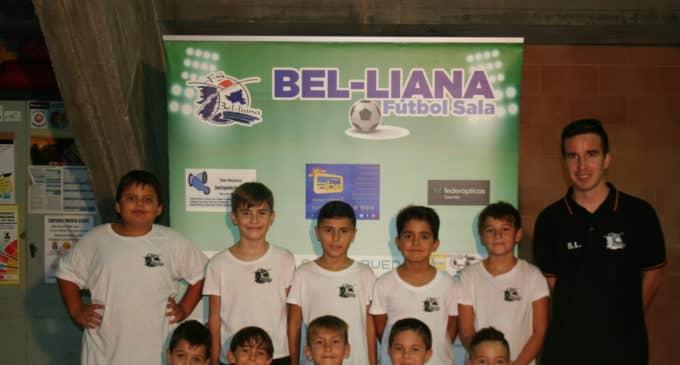 Derrota del primer equipo del Bel-liana Fútbol Sala