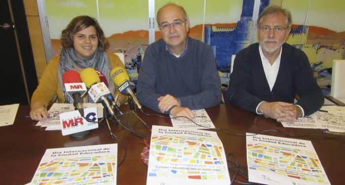 Villena celebra el Día Internacional de la Ciudad Educadora