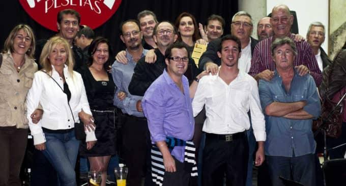 Miguel Ibern y el Club de Jazz de las 1000 Pesetas, Arracada de Oro 2016