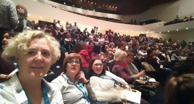 Villena presente en el Congreso sobre Violencia contra la Mujer