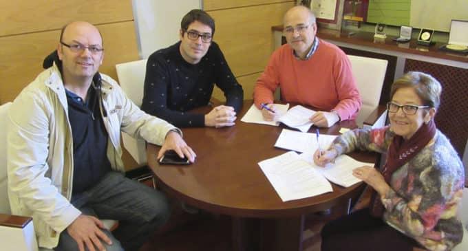 Cruz Roja amplía los servicios en Villena con un nuevo convenio