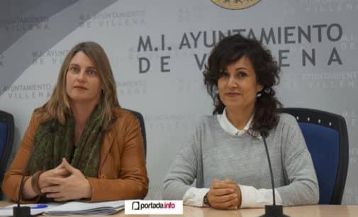 Villena contratará  antes de fin de año a  siete personas desempleadas con ayudas del SERVEF