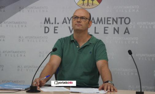 Aclaraciones de Jesús Hernández al PSOE sobre el departamento de Recursos Humanos